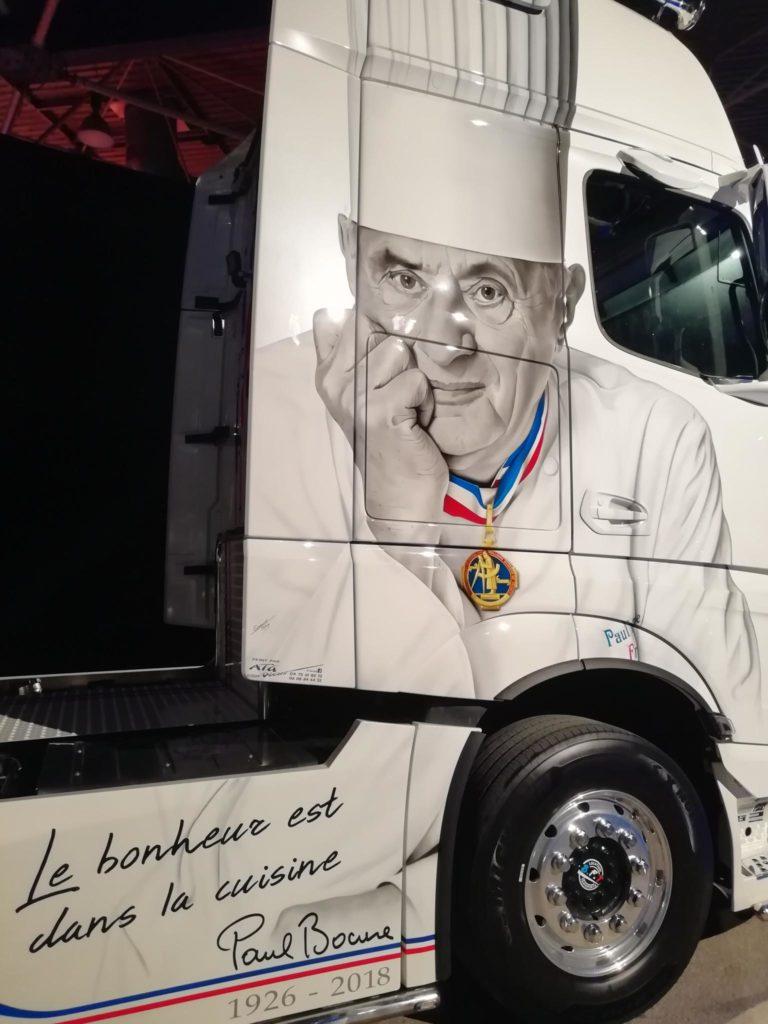BFT Camion Paul Bocuse Solutrans 2019