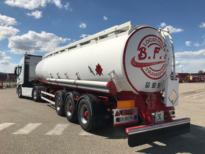 Matières dangereuses - BFT Transport